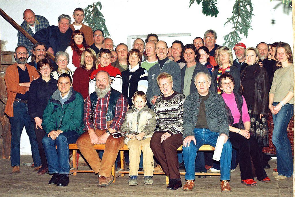 Gruppenfoto 2005