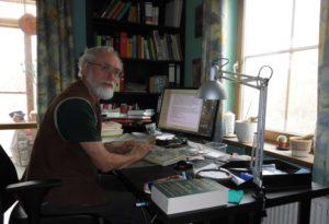 Am Schreibtisch