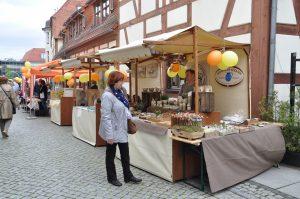 Stadtfest FinE 2017 - Straße der Mühlenkünstler