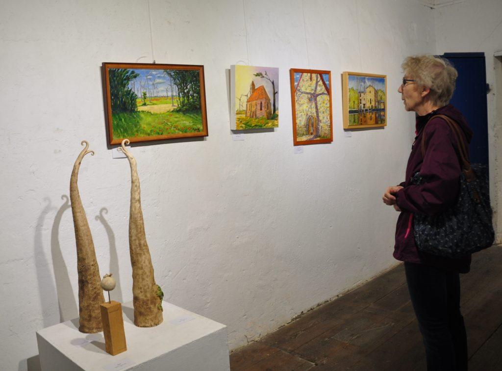 Ausstellung Weltall - Erde - Mühle