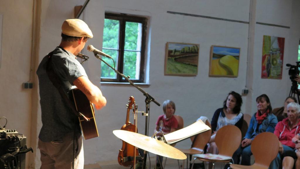 Liedermacher Sascha 10