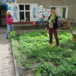 Freiwilligentag 2018 - Gartenarbeit