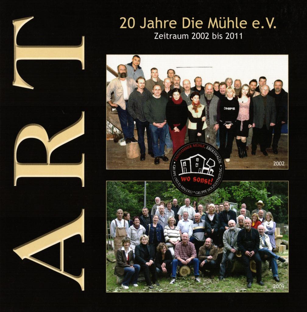 """20 Jahre """"Die Mühle e. V."""""""