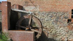 Worin - Mühle mit Wasserrad