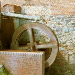 Worin - Wasserrad